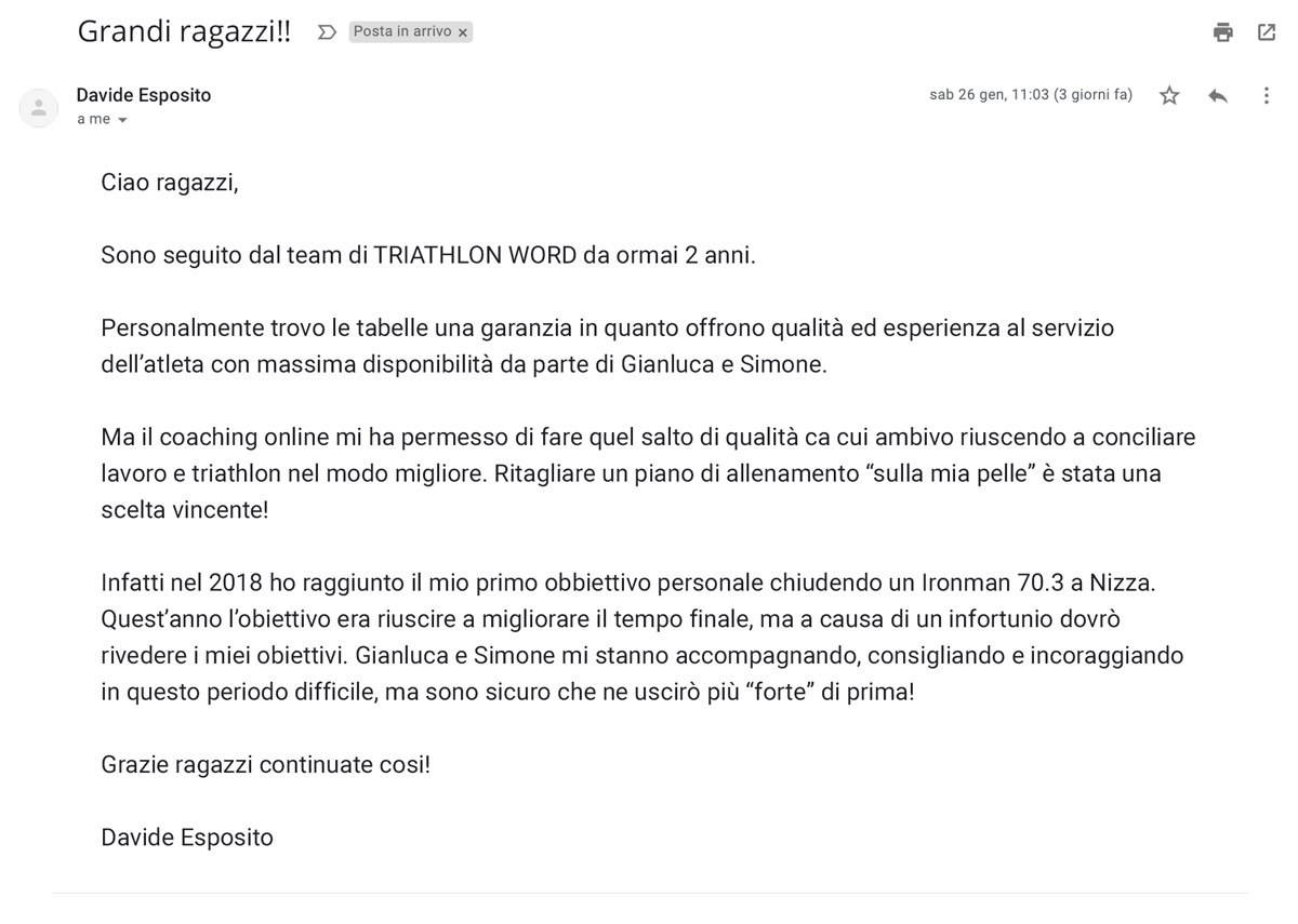 blog, triathlon, triathlon world, coaching triathlon, recensione,